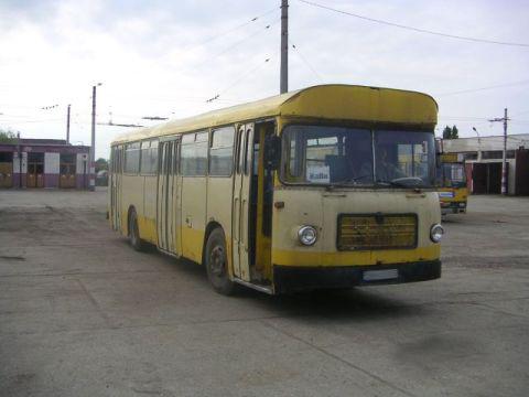 Romanian Car model Roman 112 U