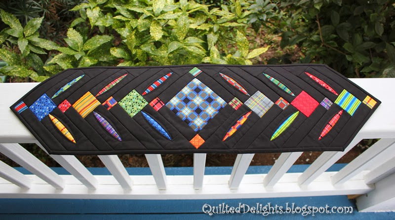 Runner runner you Quilted quilt kits as table Go Kits  Quilt Table Delights: and