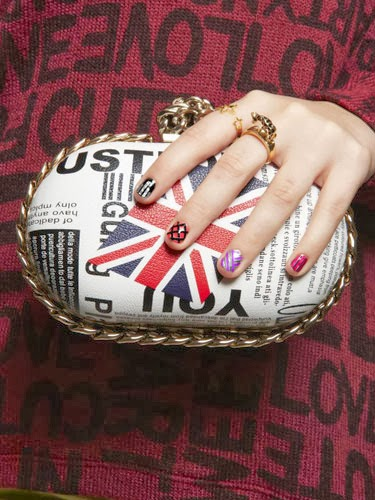 Nail Art Ideas To Pump Up Your Prom Mani 10