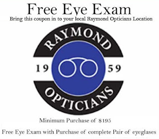 Free Eye Exam by Certain Vision Centers 2