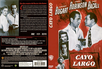 Carátula dvd: Cayo Largo (1948) (Key Largo)