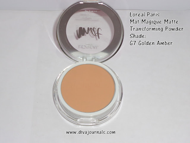 L'oreal Paris Mat Magique All-In-One Matte Transforming Powder SPF 34 Review