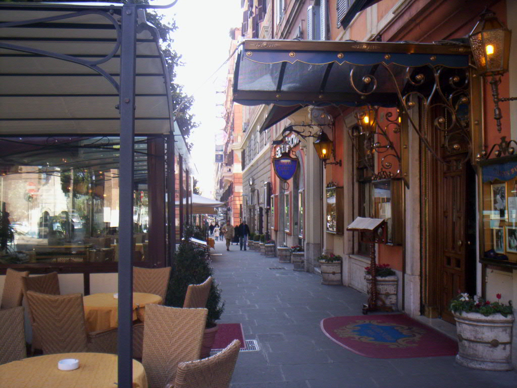 via veneto rome cafe buffalo - photo#46