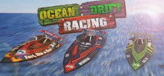 Sürat Teknesi Yarış Oyunu