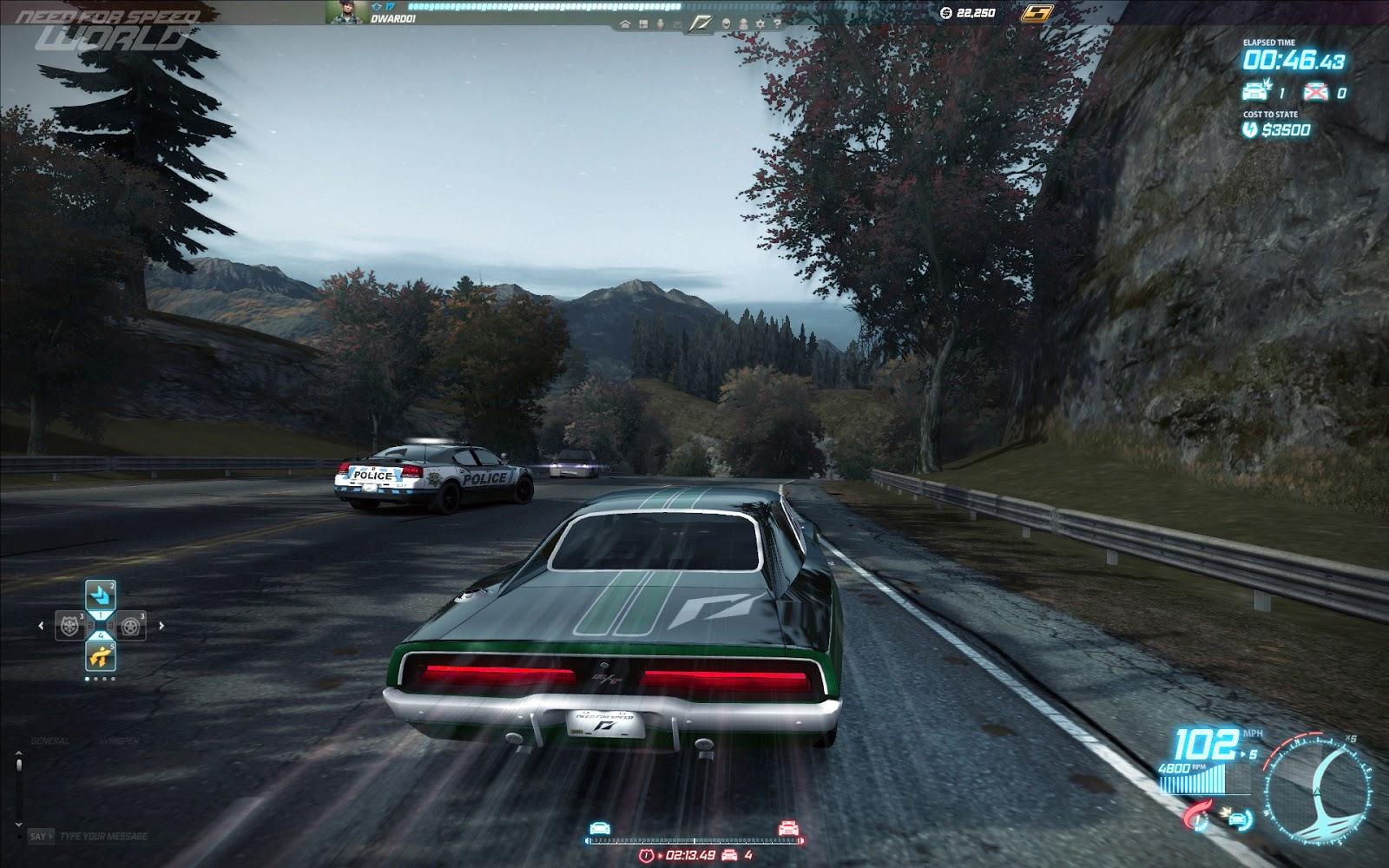 Need for speed world jogo para pc a proposta central de world 233