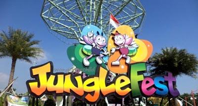 lokasi jungle fest bogor