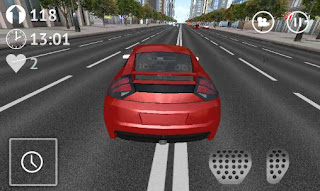 Screenshots of the Highway Racer for Android tablet, phone.