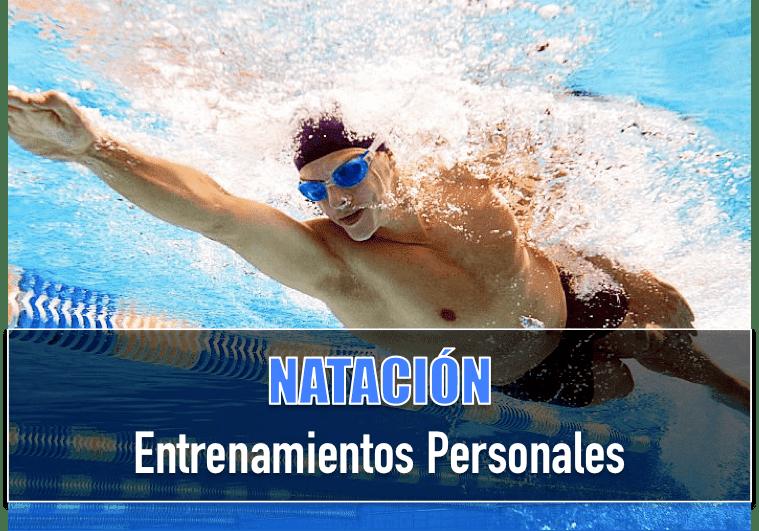 Entrenos Personales Natación