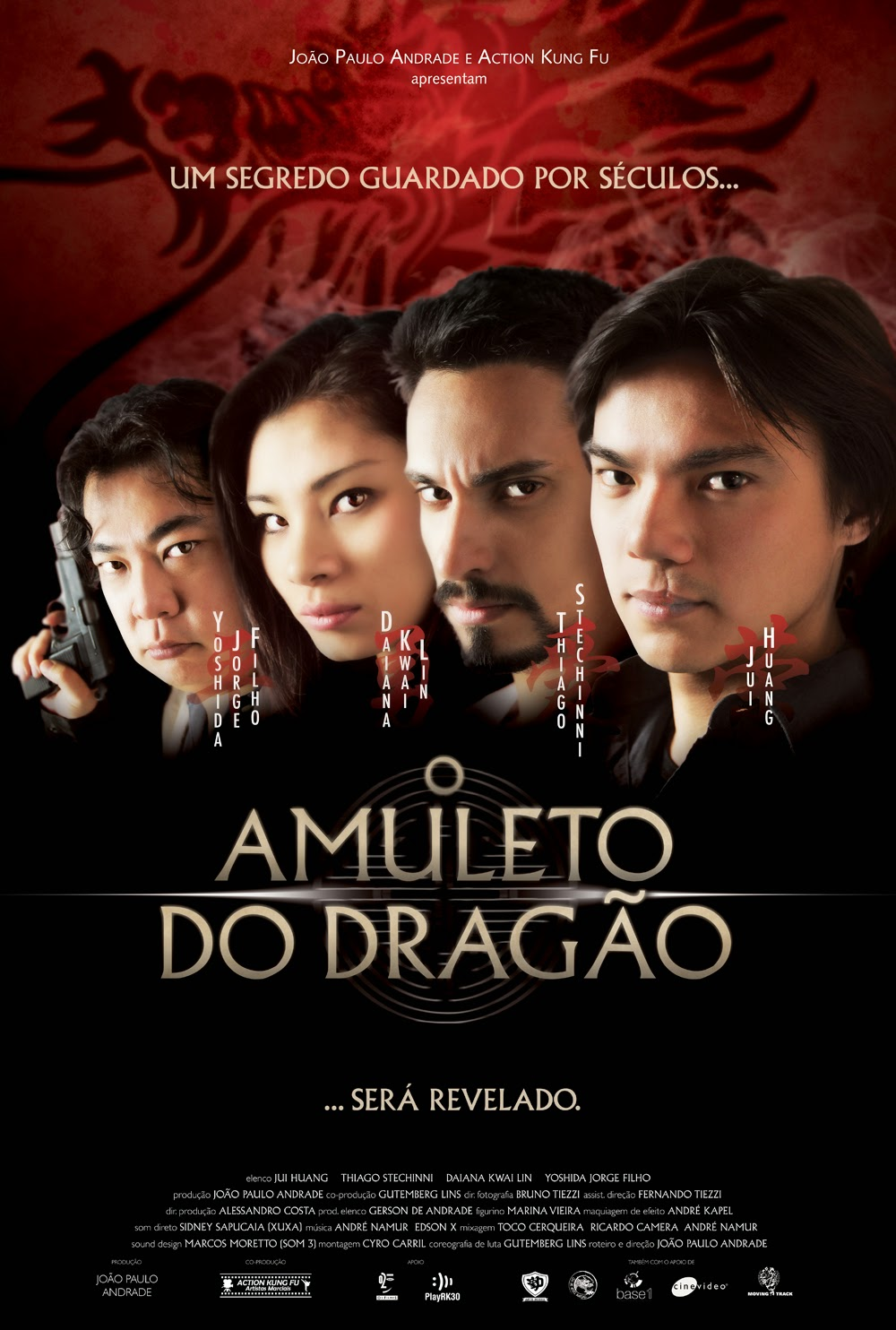 O Amuleto do Dragão