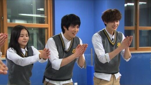 [Photos] Jonghyun dans l'émission Running Man RM02