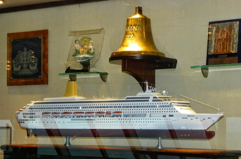 Bell and model of ORIANA