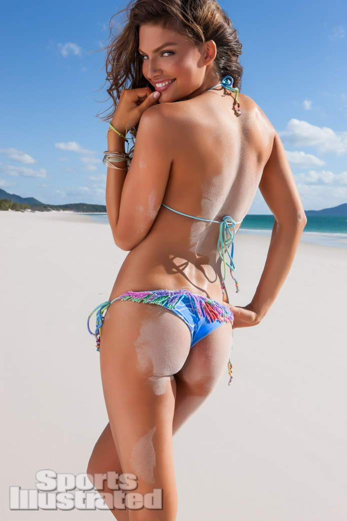 THE SHARPER: Alyssa Miller for Sports Illustrated Swimsuit 2013