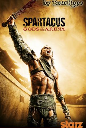 Spartacus Dioses de la Arena [720p] [Latino] [MEGA]