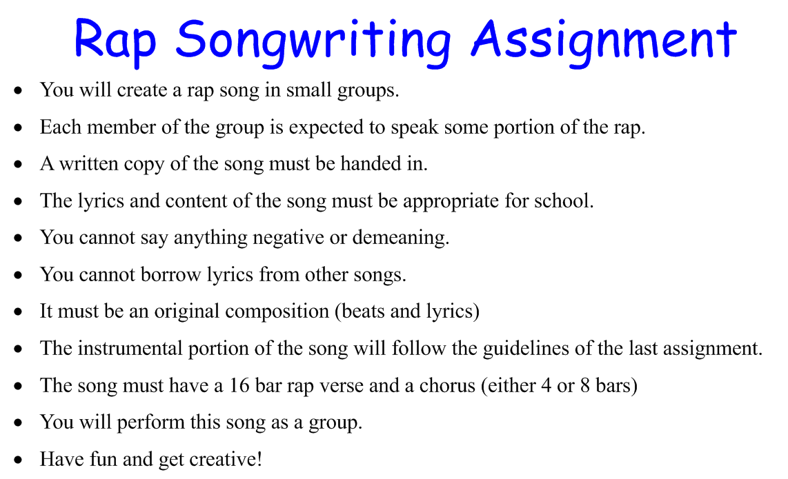 creative writing song lyrics Creative writing & book writing projects for $10 - $30 i need someone who can write various songs in hindi,punjabi,urdu he should have experience in.