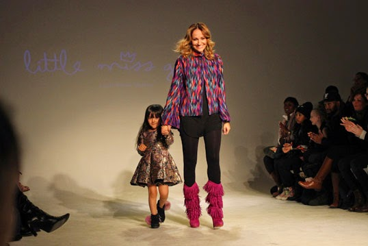 Chichi Mary | petitePARADE Fashion Show Fall 2015: Little Miss Galia Designer Alia Charvel