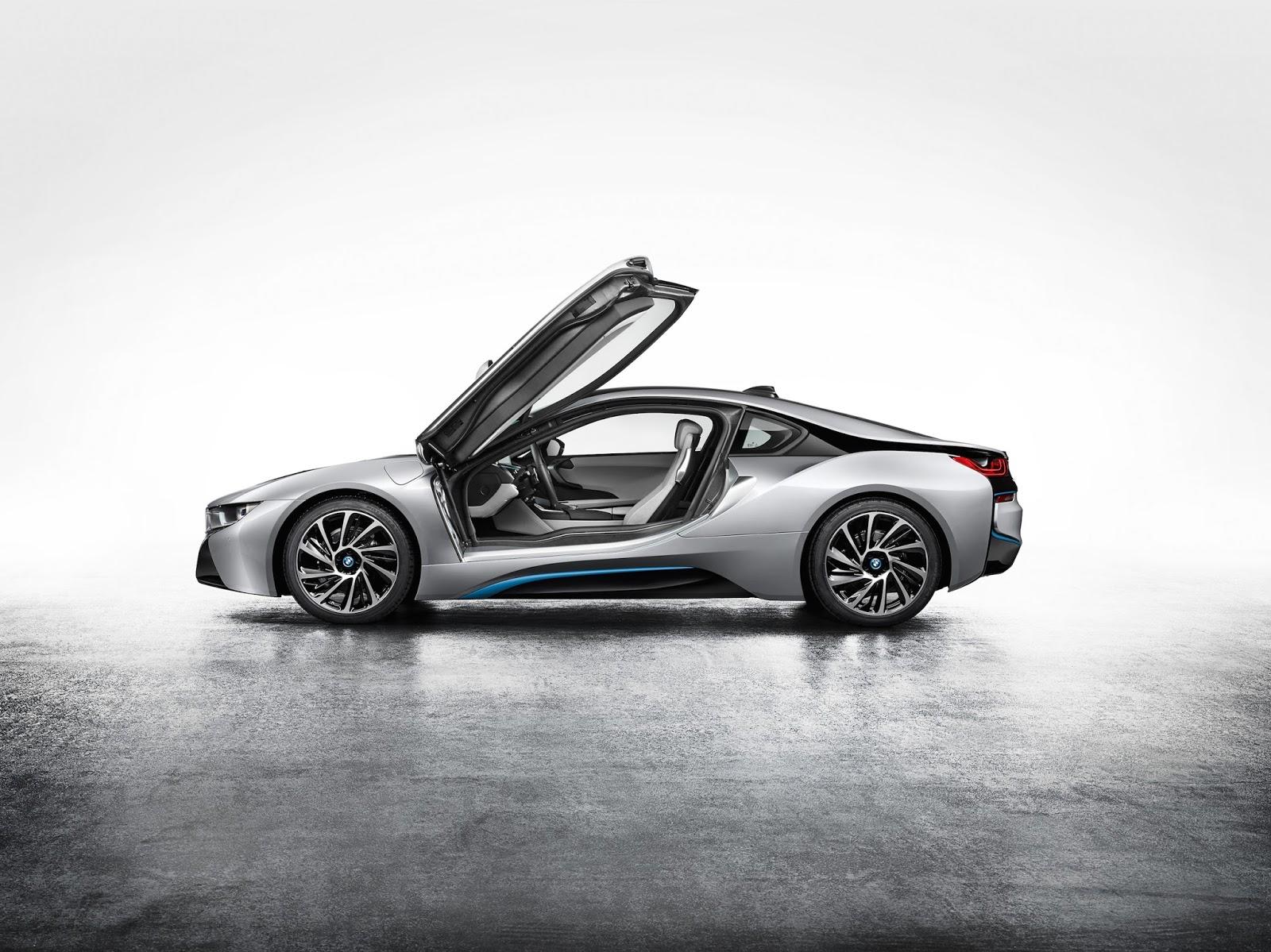 BMWの壁紙(BMW i8)