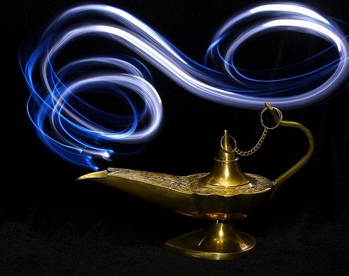 Aladdinu0027s Lamp