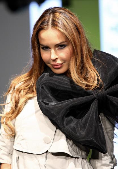 Model Nina Moric