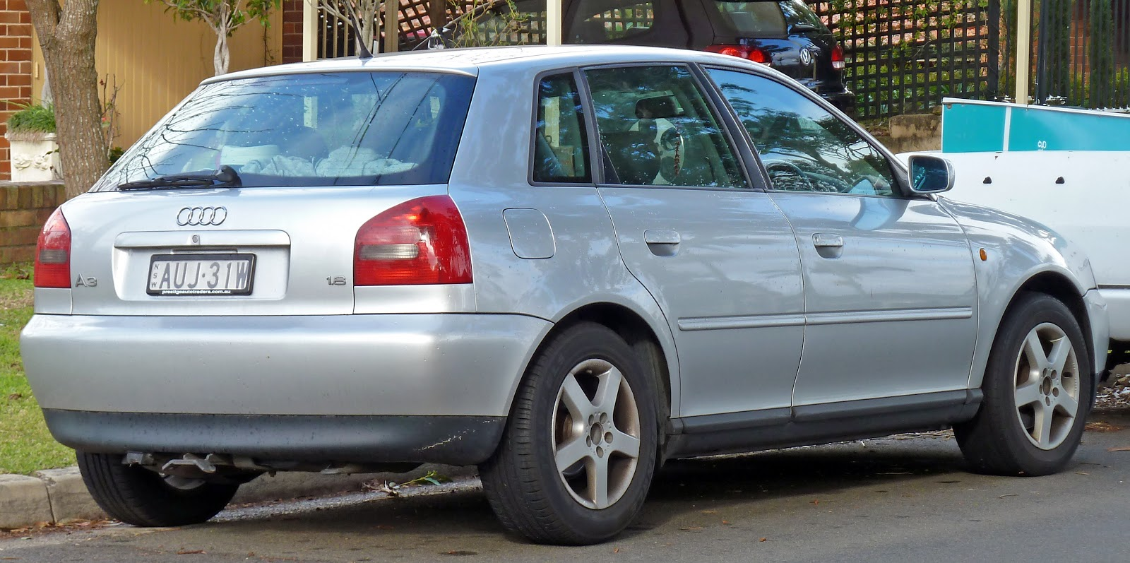 Automotive Database Audi A3