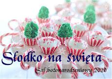 Słodki sal na Boże Narodzenie u Kasi