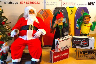 #NavidadBodyboard con #SantaLoco