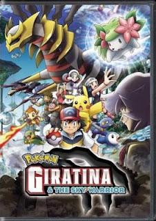 Pokemon Movie 11: Giratina Và Bông Hoa Của Bầu Trời - Pokemon Movie 11: Giratina And The Flowers Of The Sky