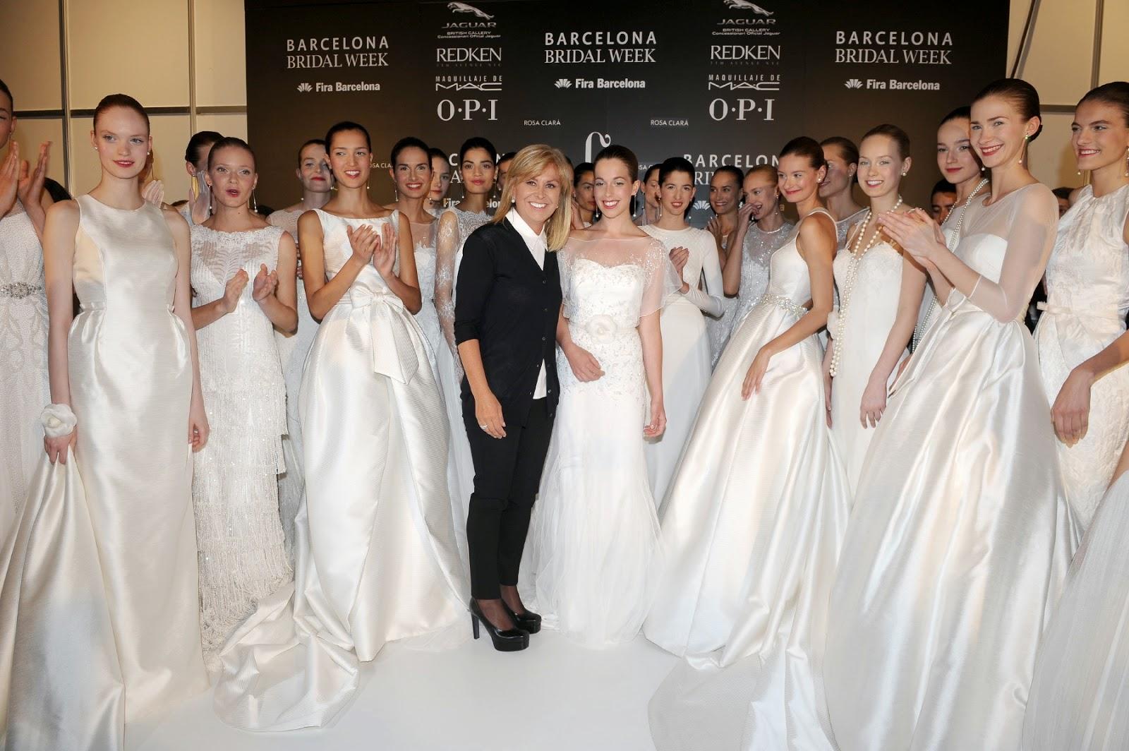 Precios de vestidos de novia rosa clara 2015