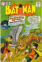 Batman 144 comic cover