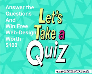quiz competition for bloggers and online money makers 2015