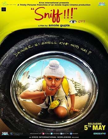 Poster Of Hindi Movie Sniff!!! 2017 Full HD Movie Free Download 720P Watch Online