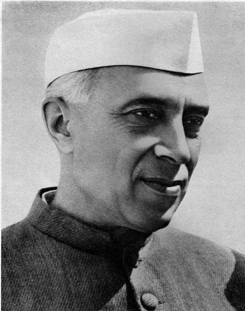 ಜವಾಹರ್ ಲಾಲ್ ನೆಹರು