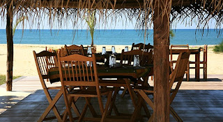 Palagama Beach Resort restaurant
