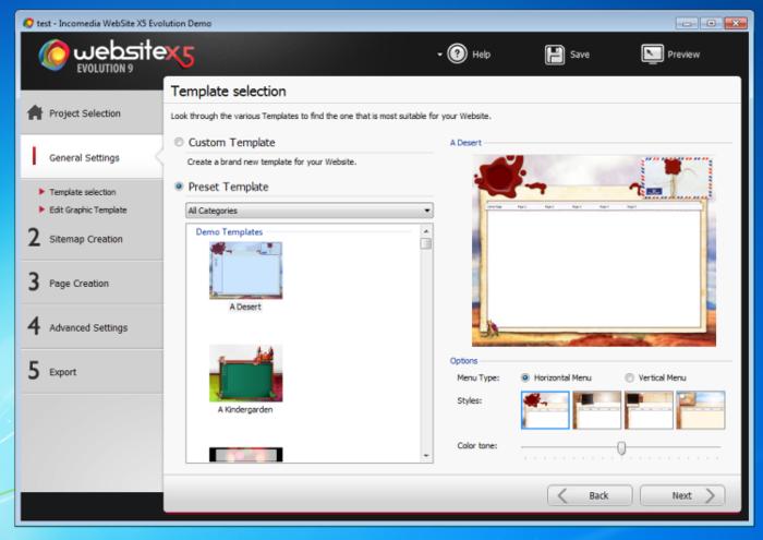 WebSite X5 Help Center - Website x5 v8 to v10 conversion help