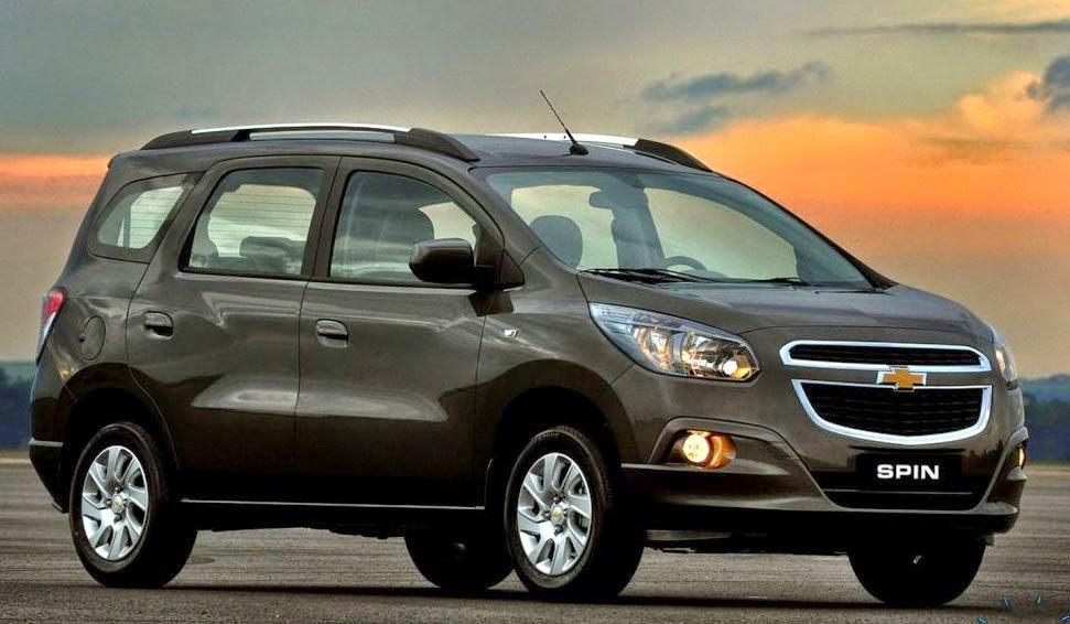 Inilah Daftar Harga Chevrolet Spin Terbaru