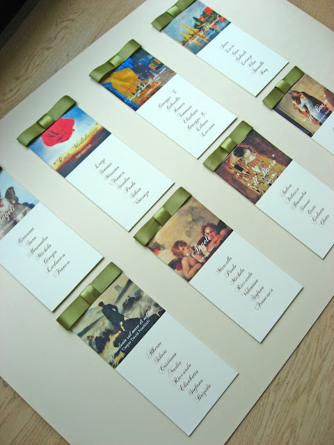 Tableau Matrimonio Tema Quadri : Eyder wedding design tableau mariage di matrimonio