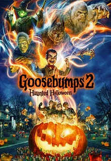 Goosebumps 2: Haunted Halloween (2018) Hindi (Cleaned) Dual Audio HDRip | 720p | 480p