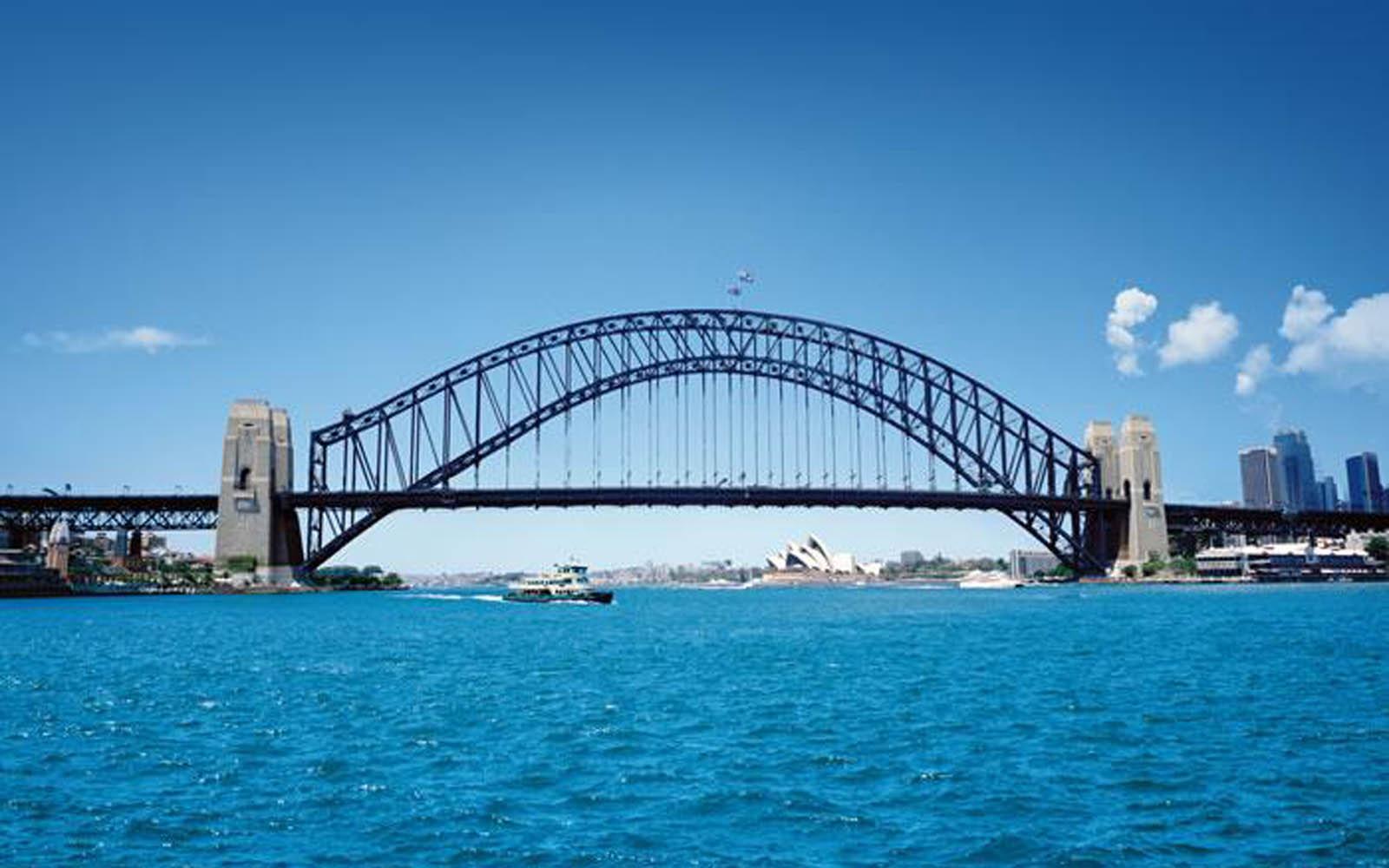 Images Of Sydney Harbour Bridge Hd Calto