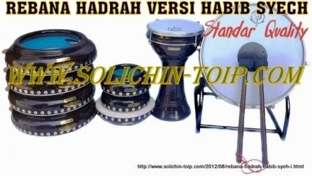 hadrah habib syech standar isi 9