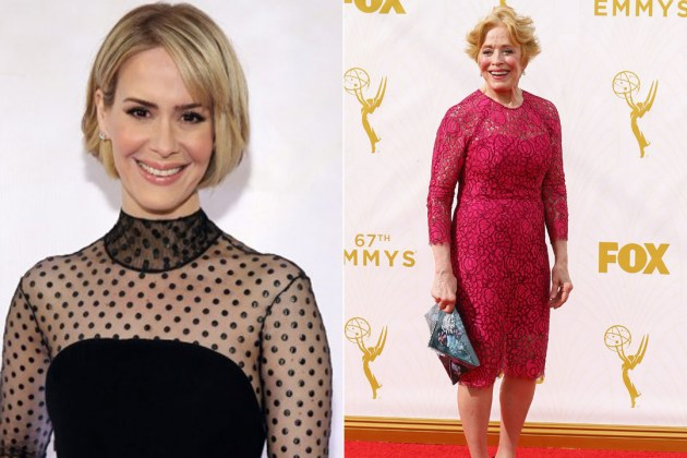 Is Holland Taylor Dating American Horror Story's Sarah Paulson?