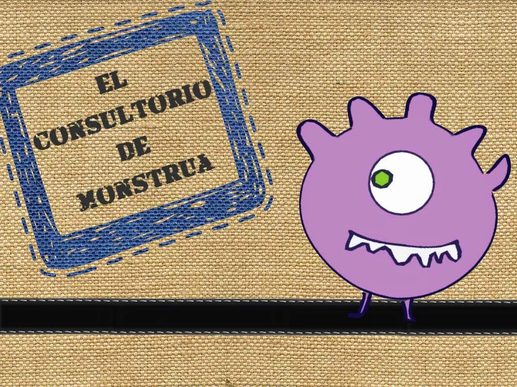 Consultorio de Monstrua 7 logo