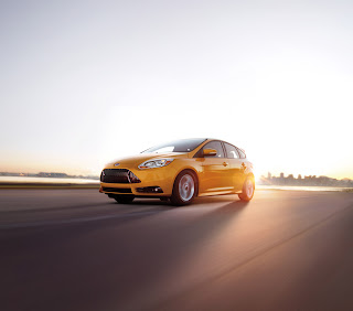 Ford taking Focus ST around America with free Performance Academy_9