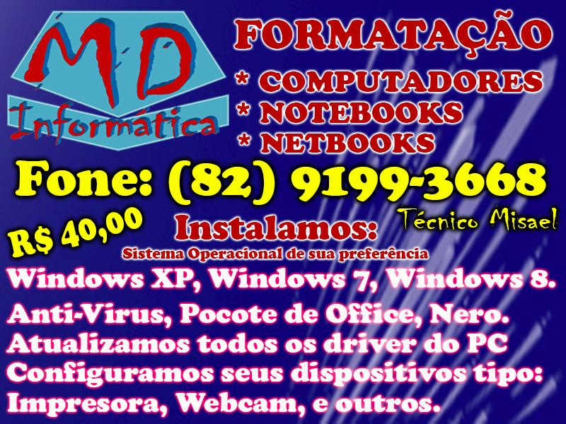 MD Informática MCZ