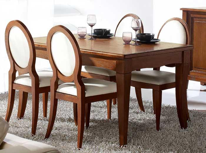 La web de la decoracion y el mueble en la red mesas de - Mesas coloniales comedor ...