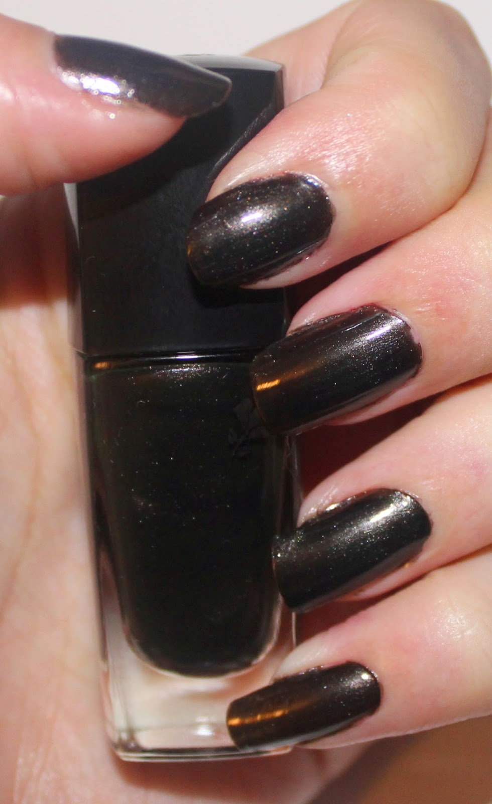Lancôme French Idole Vernis in Love Tourmaline Noire