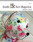 Take a peek at Bustle and Sew online magazine!!