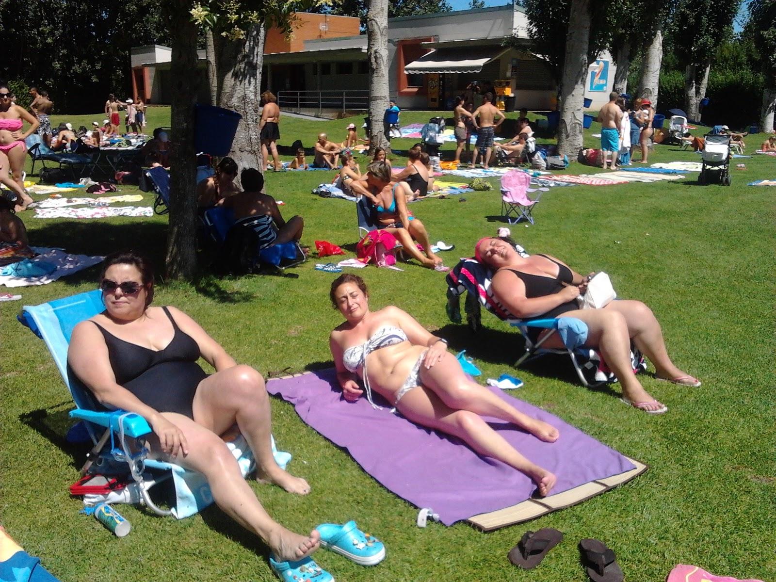 Asociaci n de mujeres alba de illas fotos de la excursi n for Horario piscinas valencia de don juan