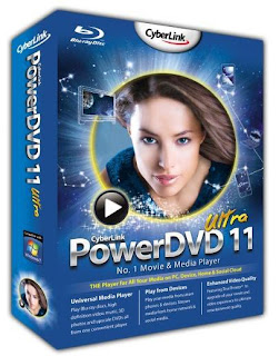 CyberLink Power DVD Mark II v11.0.2218.53 + Crack (2011)