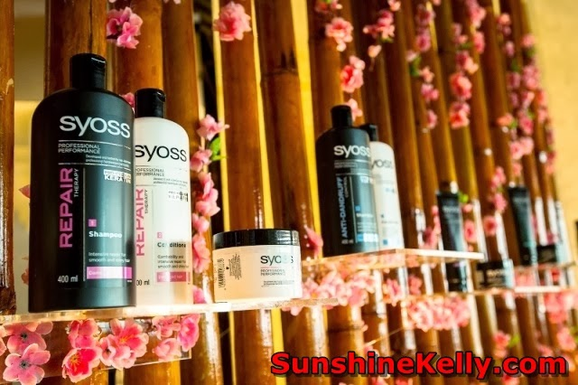 SYOSS Professional Hair Care, Hair Styling in Malaysia, SYOSS hair product, malaysia, hair care, hair styling
