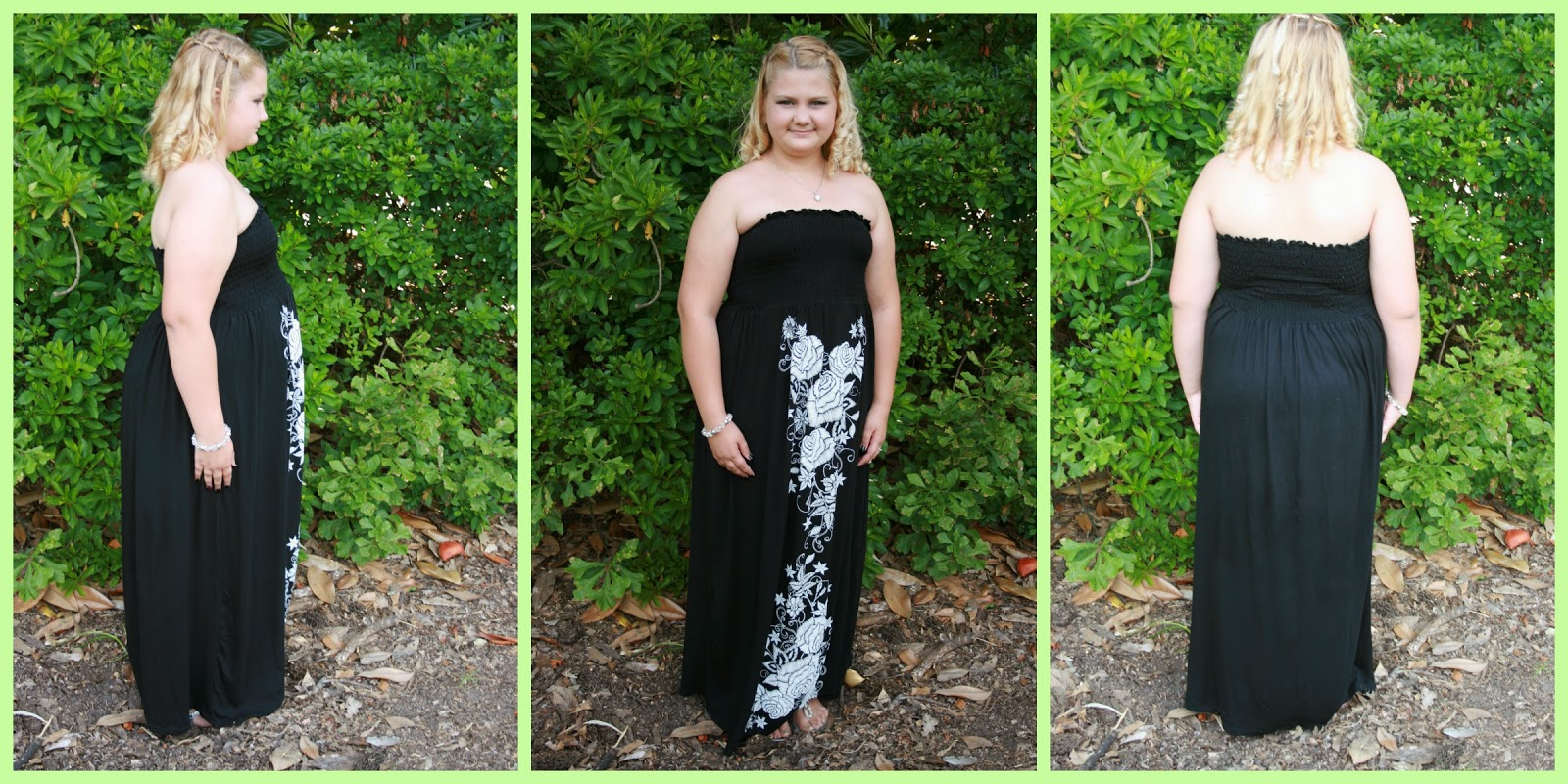 Junior Plus Size Womens Maxi Dress Review #Libian - Wrapped Up N U