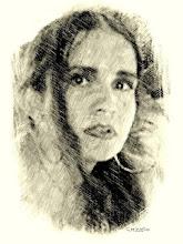 """ritratto di """"_g"""" digital portrait"""
